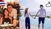 我们去泰国结婚?! + 在布吉庆祝Emi生日 (Chad精心策划) ◆ Emi◆