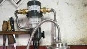 为了健康给厨房自来水加装前置过滤器+小型中央净水机
