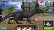 【班克】侏罗纪世界,粉丝对战,霸王龙VS异种暴龙