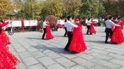 17三届中国吴桥国际杂技艺术节交谊舞展演四