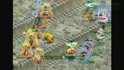 大话西游2:一支二转队伍对打飞升队伍,开场隐身大作战!