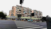 穷游小哥来上海长宁区,上海动物园就在这里,周边都是高档别墅区