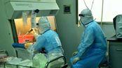 医二代坚守实验室检测核酸样本:母曾抗击非典