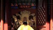 影视:朱允炆登上皇位受群臣跪拜,背后他向风行烈俯首称臣,可悲