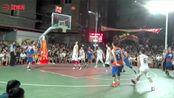泉州后湖村普渡公二十三芽文化杯篮球赛第w日