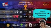 Vainglory - Análise RBN x Org XIII - Game 1 - 第三天 - VG公开赛 - Capitaowasabi