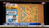 体坛资讯20141115体彩高频玩法11选5亮相北京 高清