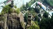 河北承德双塔山,上面有两座千年古塔,至今无人知道是如何建造的!