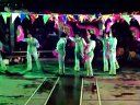 广场舞(扇子舞)放风筝  番禺沙湾(渡头)龙津舞蹈队