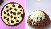 简易自助甜点食谱 如何制作巧克力蛋糕装饰创意 美味蛋糕教程【Tasty Plus】 - 20200210