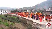 福建安溪县传统进香绕境活动,闽南地区的民俗文化,值得一看
