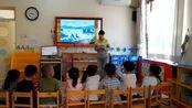 石家庄长安区回民幼儿园 吴洁 动物的色彩
