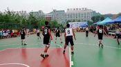 南充市第二届中等职业学校学生篮球运动会