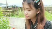 一千块钱请缅甸美女吃饭,缅甸美女却说出这话,太让人伤心了!