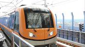 南京地铁S8宁天线雄州站泰冯路方向进站