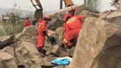 南充蓬安县突发山体落石 已致3行人遇难