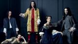 resentación de la serie -Versailles- por George Blagden