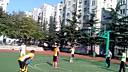 2011青岛市市北区篮球赛(42中——34中)