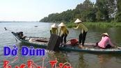 - 越南西部美食渔家人 - 日常捕鱼后的午餐饭和用甘蔗做了一道奇怪的菜及送礼物最新三则合辑(2019.12.27)