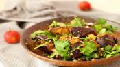 发现一个茄子的新做法,比红烧还美味十分,操作简单一看就会!-家常菜谱-山林食记