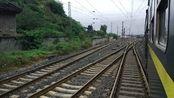 [轮轨声福利] 5611次列车驶进隆昌站,没有发现泸州瓜,但有一个惊喜