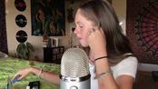 【Gracie Kate助眠·26-鸡蛋面搬运】助眠晚安视频-Gracie Kate/ik小姐姐-长指甲的敲击音