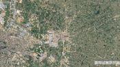 地图里看城市化, 合肥东大门肥东县城市化进展