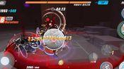崩坏3 幻海梦蝶艰难拿下量子军团3.4w分 感受史上最垃圾的专属boss吧