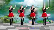 时尚混搭水兵舞,《小小新娘花》,经典广场舞再现,简单好看