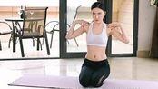 经典初级瑜伽教程 : 肩颈腰部伸展健康-2