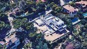 位于巴塞罗那路易斯·苏亚雷的豪宅位置以及壕的层度