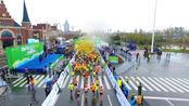 2018江苏大丰风电行业马拉松邀请赛圆满收官
