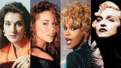 历年最强女性专辑 1990年代 上 第三期 1990-1994 每年销量最高的女歌手专辑