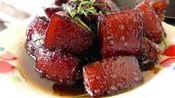 安徽阜阳: 加餐了! 正宗红烧肉, 肥而不腻、色泽鲜红