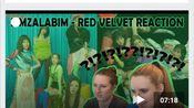 满脑问号?!REDVELVET《zimzalabim》MV的reaction视频