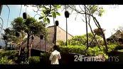 24frames(24格)作品--赵胤胤陈数婚礼电影-Bali BVLGARI