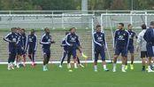 里昂新教练鲁迪·加西亚带队训练 法甲将战第戎