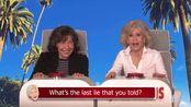 TheEllenShow#Jane Fonda简·方达 and Lily Tomlin莉莉·汤姆林 Answer 'Burning Questions'