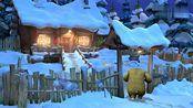熊出没:熊二一想到自己的橘子树被强哥送给别人都睡不着觉了