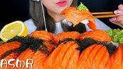【gg】大马哈鱼生鱼片寿司海葡萄不说话木桶(2019年10月14日19时22分)