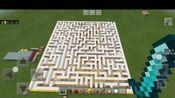 [我的世界]随机迷宫生成和迷宫路径生成