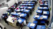 四川资中县5.2级地震 学生集体应声趴书桌底下