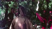影视:老者竟是武林高手,手中红缨枪招式了得,成龙武打电影