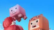 迷你世界:婴儿公主床制作好简单啊!你想学吗?