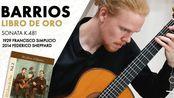 """【古典吉他】Domenico Scarlatti's """"Sonata K481"""" from """"El Libro de Oro"""", Vol. 2"""
