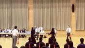 日本剑道我妻善逸日本的剑道比赛hasaki