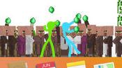 我的世界动画-火柴人来到MC-第1-14-Alan Becker