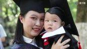 10位硕士妈妈迎毕业带孩子见证毕业典礼