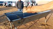 骆驼几周没喝水了,一看见水就猛喝,直接喝下150斤的水