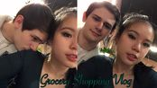 【Kat】美国留学生活|跟男朋友去grocery shopping|自制韩式拌饭
